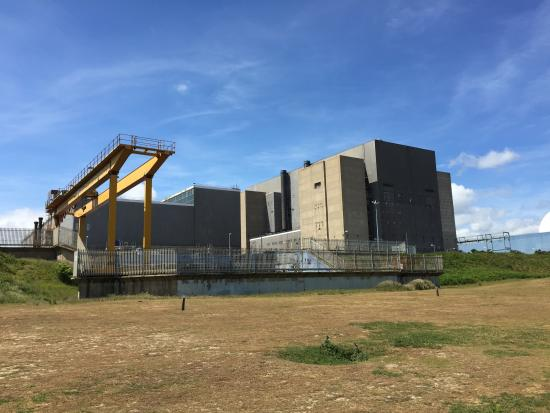 Sizewell B Nuclear Power Station: Sizewell A