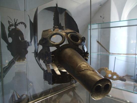 Fortress Hohensalzburg: Torture exhibition