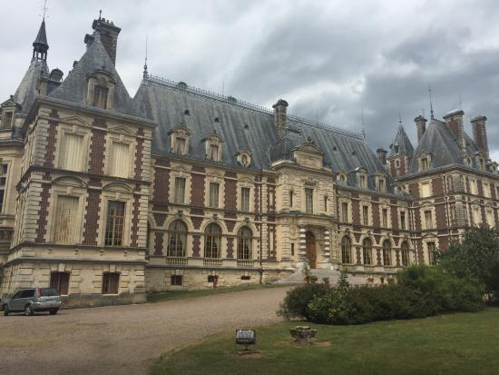 Château de Villersexel : Wonderful place