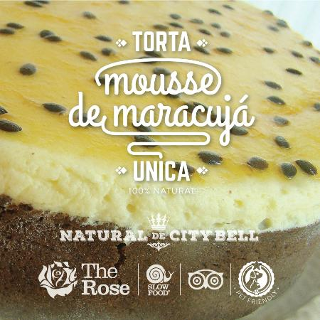 The Rose: Repostería única en City Bell
