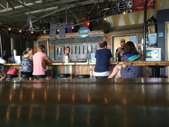 Walking Brewery Tour Asheville Nc