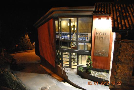 Hotel Santa Barbara: HOTEL