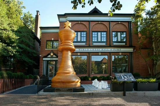 ‪World Chess Hall of Fame‬