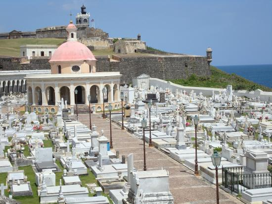 Sitio hist rico nacional de san juan foto di sito for Sito storico