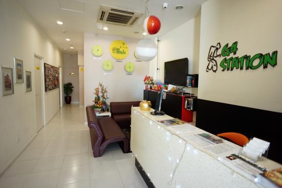 G4 Station: Reception