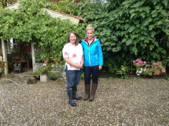 Carr House Farm Bed and Breakfast: Host to Countryfile filming here