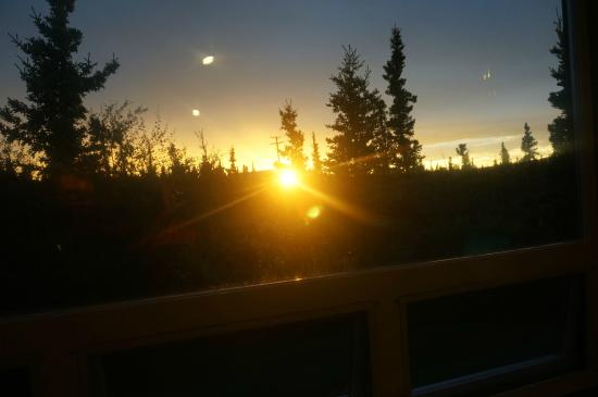 Healy, AK: From the  Lounge