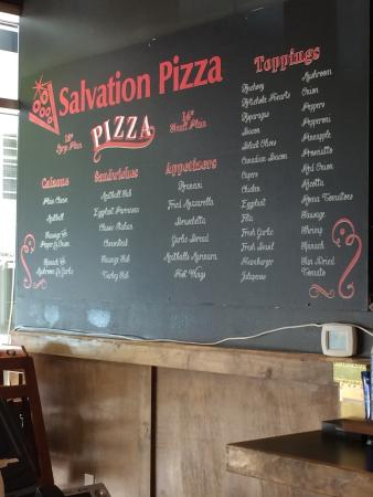 Salvation Pizza