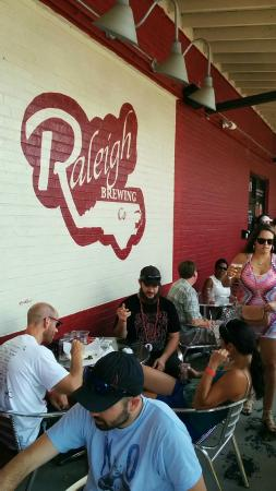 Raleigh Brewing Company - Picture of Raleigh Brewing Company