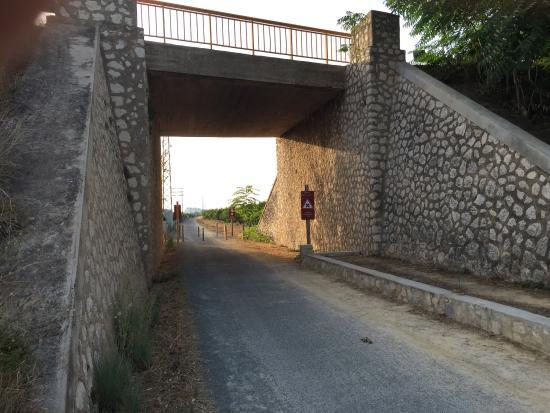 Via Verde de Denia: Paseando por la Via