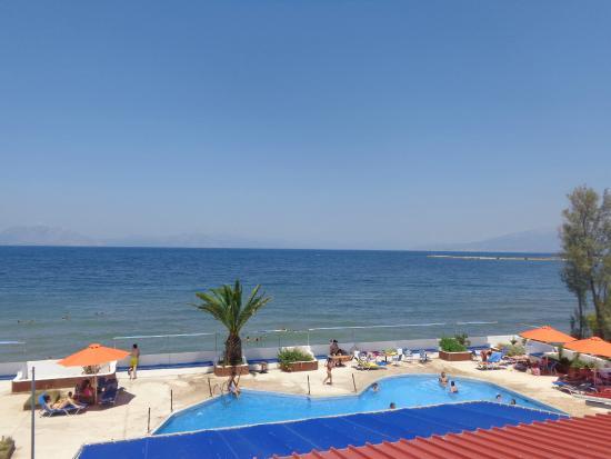 Achaios: Sea view