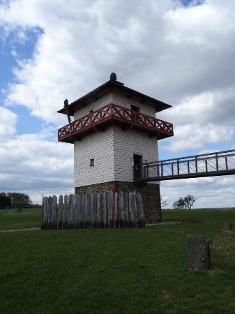 Poehl, Tyskland: Pohl, Turm