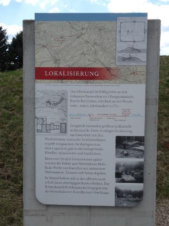 Poehl, Niemcy: Pohl, Hinweistafel ausserhalb