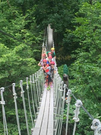 Lake Geneva Canopy Tours Photo0
