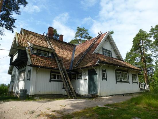 Ainola, the house of Jean and Aino Sibelius