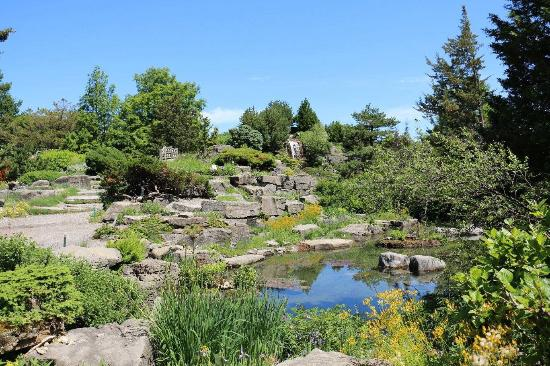 Jardin botanique de montreal picture of montreal for Biodome insectarium jardin botanique