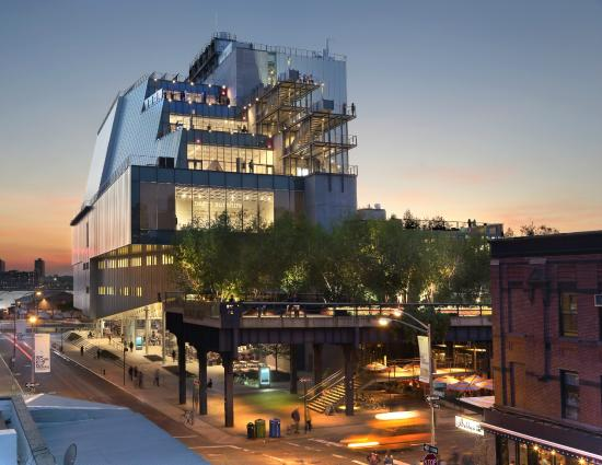Photo of Tourist Attraction Whitney Museum of American Art at 99 Gansevoort Street, New York City, NY 10014, United States