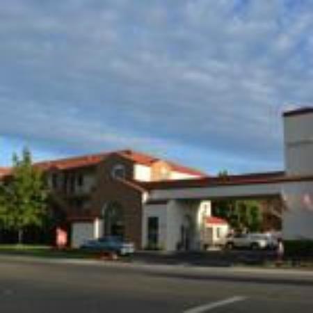 Red Roof Inn Rancho Cordova - Sacramento: Hotel Entrance