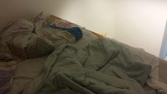 Jump In Hostel Budapest: dekens