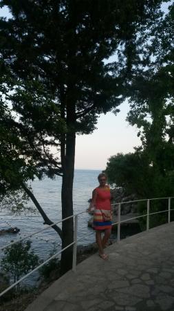 Lungo Mare: Морская набережная