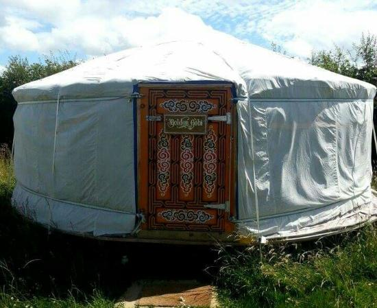 Kents Yurt Camp