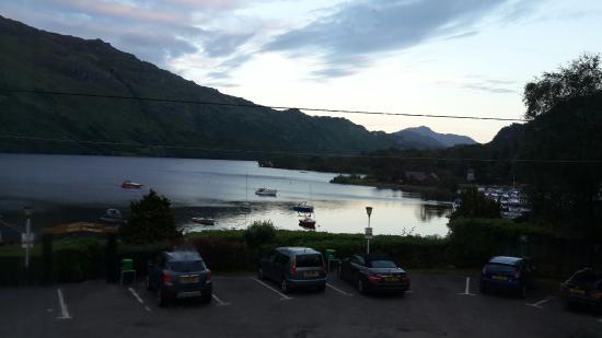 Ardlui Hotel: beautiful view