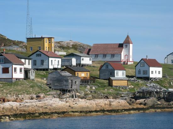 Mary's Harbour, Canadá: view of Battle Harbour