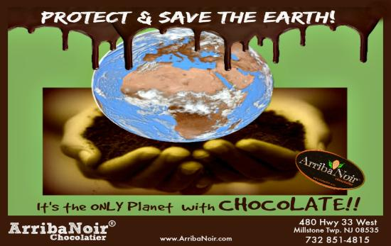 Millstone, Nueva Jersey: Save our Planet!