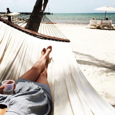 The Reach Key West, Curio Collection by Hilton: Hammocks at the Beach at Reach