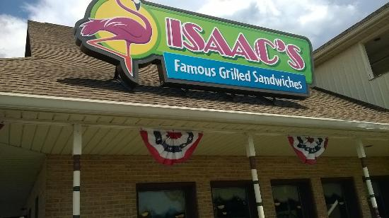 Isaac's Deli & Restaurant Incorporated