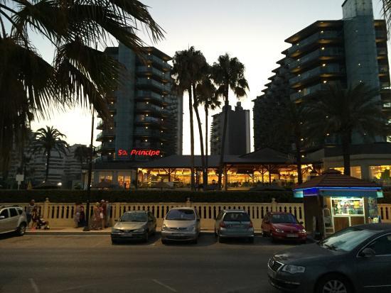 Hotel Sol Principe: Love this hotel