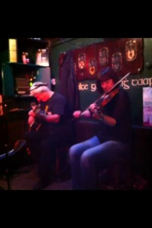 Taaffes Pub: Irish music