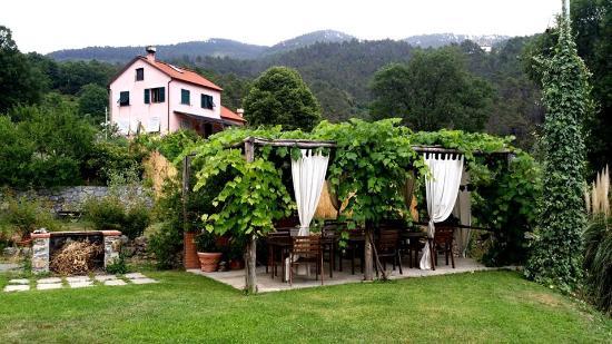 Il Laghello di Amina : Lilia and Guido's Home
