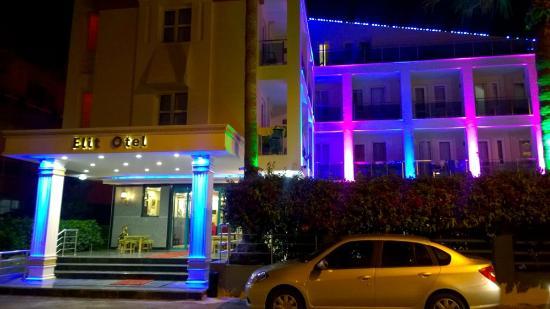 Elit Otel: Вход в отель