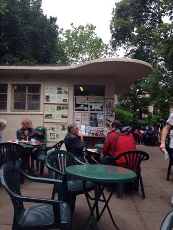 Pavilion Gardens Cafe: An oasis of calm in bustling Brighton