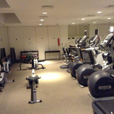 The Gibson Hotel: Gym
