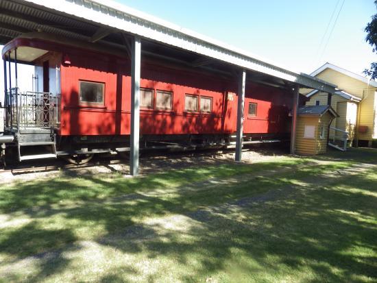 Bundaberg Railway Museum: Railway Museum