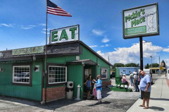 Pickle S Place Pickles Arco Idaho