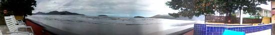 Pousada Casa na Praia: Visual da praia, vista da piscina