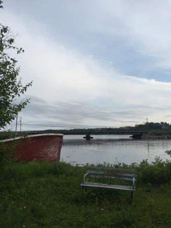 Salmon River Bridge, Kanada: photo1.jpg