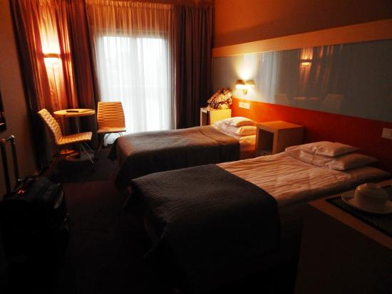 Niebieski Art Hotel & Spa: TWN room
