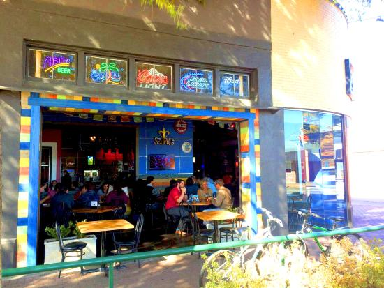 Mexican Food In Downtown Lafayette Review Of La Carreta