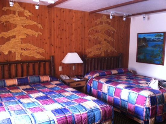 Lakeside Inn and Casino: Room 137, June 25, 2015