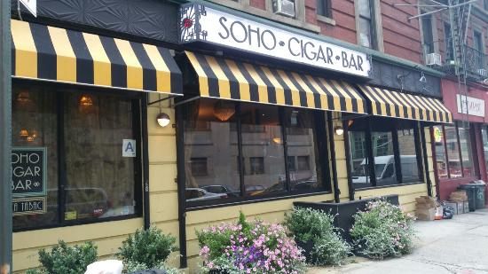 SoHo Cigar Bar - Review of Circa Tabac, New York City, NY
