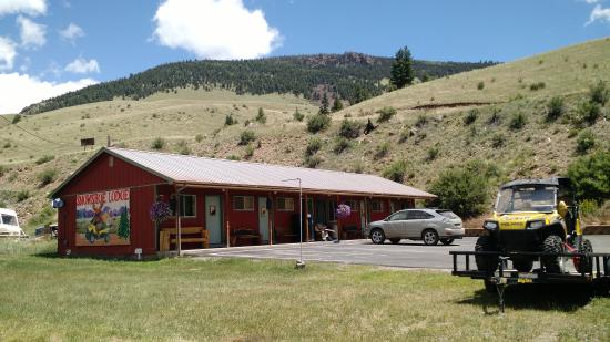 Creede Snowshoe Lodge: Nice little place!