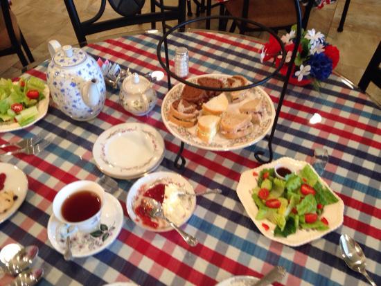 Clermont Tea Room