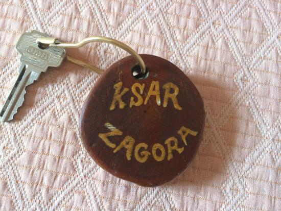 Ksar Tinsouline : Room key
