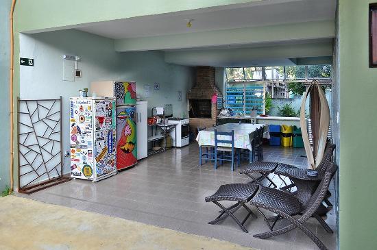 Ecotrip Hostel: Kitchen/ Cozinha