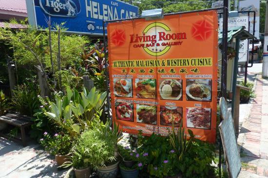 Living Room Cafe Bar U0026 Gallery: Living Room Cafe Bar   Orange Roadside Sign Part 50
