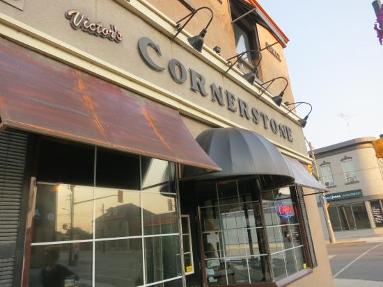Cornerstone Tap & Grill: The Cornerstone restaurant